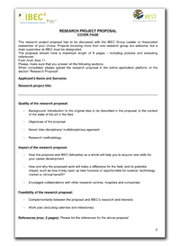 Microsoft Word - Project_proposal_template.doc